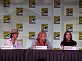 Vampire Diaries Panel at the 2011 Comic-Con International (5985243007).jpg