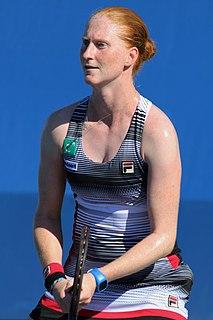 Alison Van Uytvanck Belgian professional tennis player