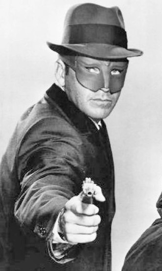 Green Hornet - Van Williams as Green Hornet (1966)