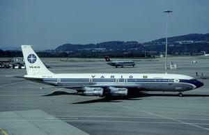 Varig Boeing 707-320C PP-VJX ZRH Sep 1981.png