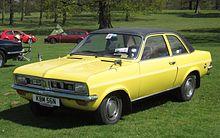 Vauxhall Viva Wikipedia