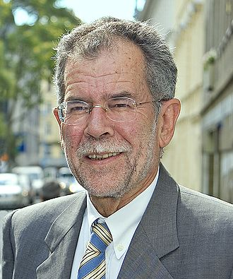 European Green Party - In 2015 and 2016, Raimonds Vējonis (Latvia) and Alexander Van der Bellen (Austria, pictured) became Europe's first two green heads of state.