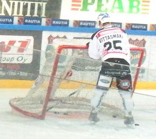 Veli-Matti Vittasmäki Finnish ice hockey player