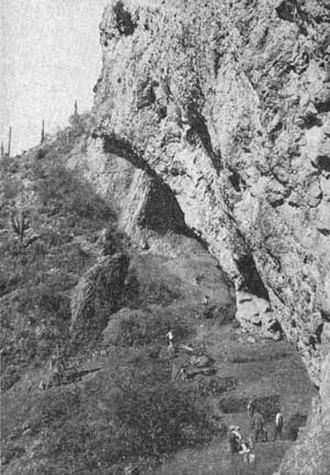 Ventana Cave - Ventana Cave
