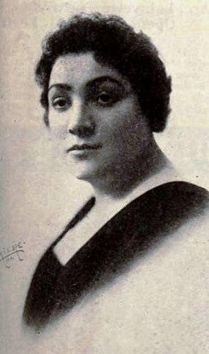 Vera Gordon - Vera Gordon, 1920