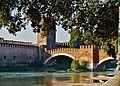 Verona Castelvecchio Ponte Scaligero 06.jpg