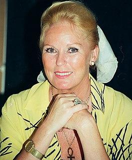 Veronica Carlson actress