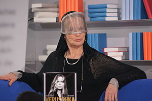 Veruschka von Lehndorff - Veruschka Countess of Lehndorff-Steinort in 2011