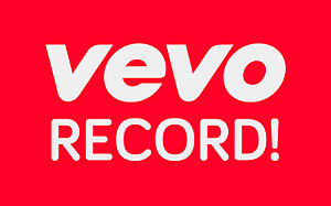 Vevo - Image: Vevo Record
