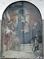 Via dei preti, tabernacolo di raffaellino del garbo e aiuti, 1500 ca. 02.JPG
