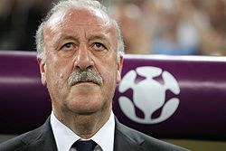 Vicente del Bosque Euro 2012 vs France.jpg