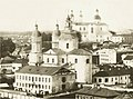 Viciebsk, Zadunaŭskaja, Jezuicki. Віцебск, Задунаўская, Езуіцкі (S. Jurkoŭski, 1867).jpg