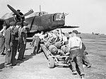Vickers Wellington at Blida - Royal Air Force Operations in the Middle East and North Africa, 1939-1943 CNA192.jpg