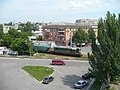 "View from 5th floor of hotel ""Meridian"". Very noisy due permanent manoeuvring of cargo trains, not reccomended - (June, 2009 - panoramio.jpg"