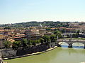View from Castel Sant'Angelo 13 (15279276748).jpg