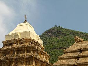 Padmanabham - View from Lower Padmanabham Temple