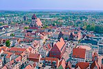 View from tower of Greifswald Dom (34271740790).jpg