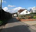 View north (downhill) along Back Street - geograph.org.uk - 1191914.jpg