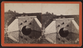 View of a canal bridge, from Robert N. Dennis collection of stereoscopic views.png