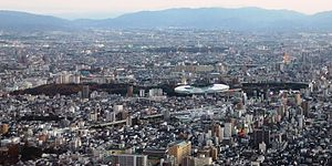Views from Abeno Harukas in 201512 008.JPG
