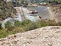 Vigneria Hematite and Pyrite open-pit mine, Elba, Italy.jpg