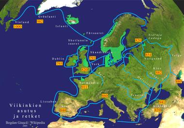 Viikinkien Ryöstöretket Suomeen