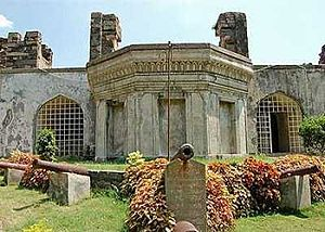 Kondapalli Fort - Image: Vijayawada Kondapalli Quilla