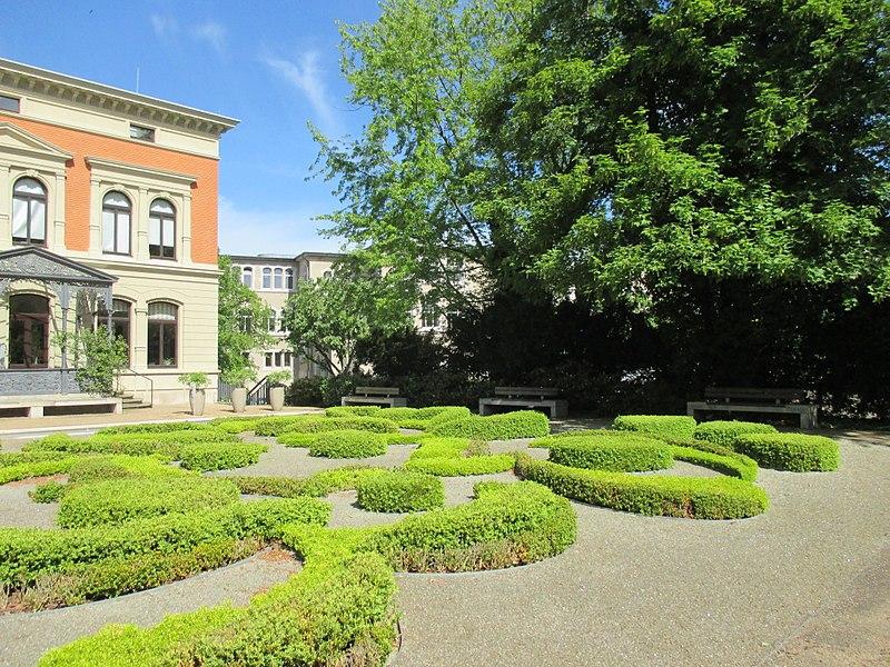 File:Villa Gerloff with part of the eastern garden 2018.JPG