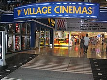 A former four-screen Village Cinema on Bourke Street in the Melbourne CBD.  It operated from 1986 to 2006 2ac32db4738
