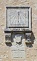 Villebois-Lavalette 16 Cadran solaire 2014.jpg