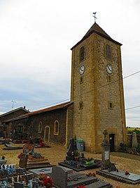 Villers-lès-Mangiennes L'église Saint-Nicolas.JPG