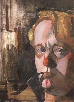 Vilmos Aba-Novák Selfportrait.jpg