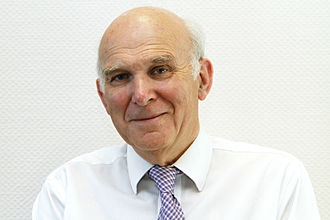 Department for Business, Innovation and Skills - Image: Vince Cable, Secretary of State for Business, Innovation & Skills