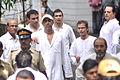 Vindu Dara Singh at Dara Singh's funeral 05.jpg