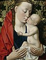 Virgin and Child by Dieric Bouts and or workshop, California Palace of the Legion of Honor.JPG