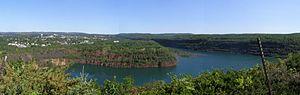 Virginia, Minnesota - Image: Virginia Minnesota (Iron Mine) a