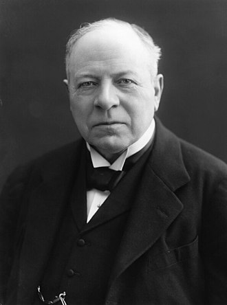 Richard Haldane, 1st Viscount Haldane - Lord Haldane.
