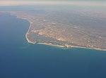 Vista aérea de Faro, Portugal.jpg