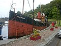 Vital Spark at Crinan lock basin. - geograph.org.uk - 233936.jpg