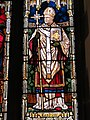 Vitrail Lanfranc - église Saint-Dunstan, Cantorbéry.jpg