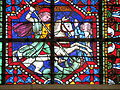 Vitrail Saint-Georges terrassant le dragon.JPG