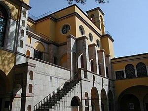 Vittoriale degli italiani - The Prioria