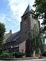 Volkel, l'église St. Antoine, la tour.JPG