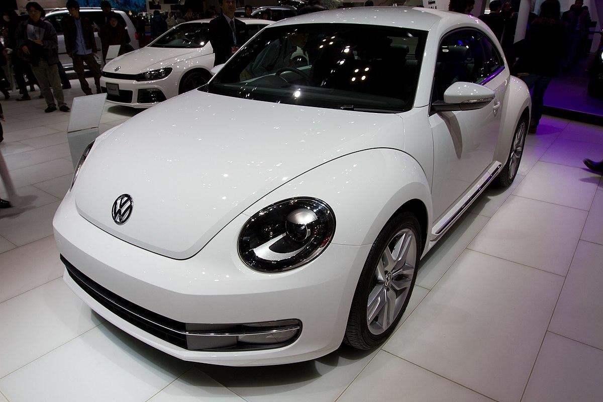 Volkswagen Maggiolino (2011) - Wikipedia