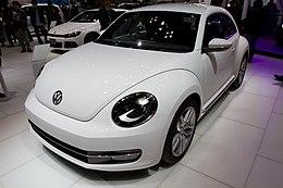 Volkswagen Beetle front 2011 Tokyo Motor Show.jpg