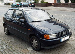 1996 Volkswagen Polo Mark IIIF