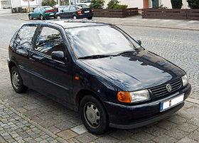 volkswagen polo iii wikip dia. Black Bedroom Furniture Sets. Home Design Ideas