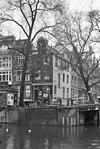 voor- en zijgevel - amsterdam - 20017204 - rce