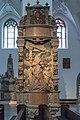 Würzburg, Dom, Epitaph Melchior Zobel von Giebelstadt 1558-20151106-001.jpg