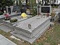Władysław Kulasek (Jaśmin) - Aniela Kulasek - Cmentarz Wojskowy na Powązkach (152).JPG